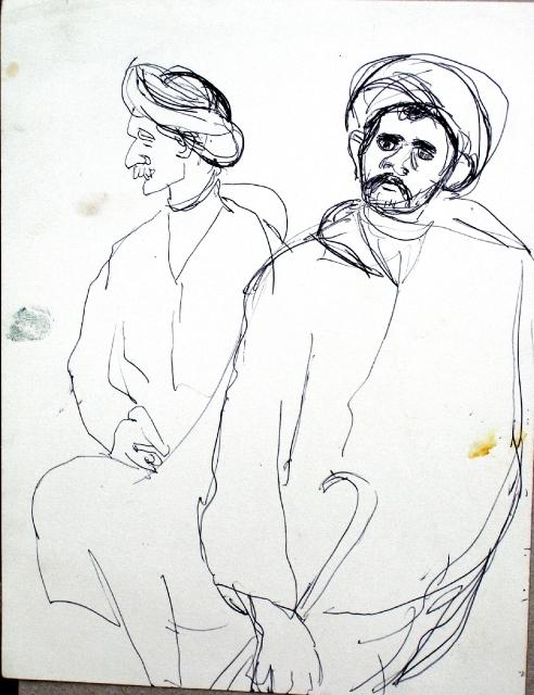 128Algériai férfiak