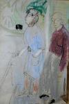 087Gachot házaspár nizzai erkélyükön