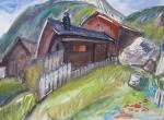 387Hegyi falu